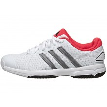 Кроссовки ADIDAS Barricade Team 4 Jr White