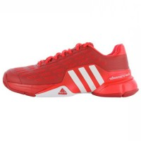 Кроссовки ADIDAS ADIPOWER BARRICADE 2016 Red
