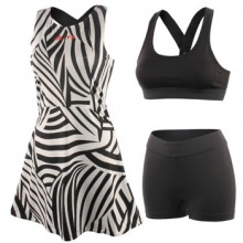 Платье ADIDAS ROLAND GARROS Y-3 DRESS