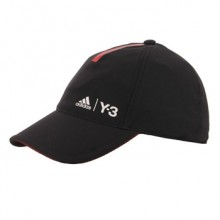 Кепка ADIDAS ROLAND GARROS Y-3 LEISURE CAP Black/Red