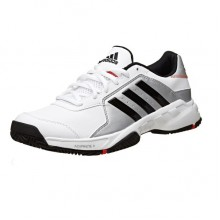 Кроссовки ADIDAS Barricade Court White Black Grey