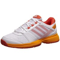 Кроссовки ADIDAS Barricade Team 3 W White Orange