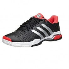 Кроссовки ADIDAS Barricade Team 4 Jr Black