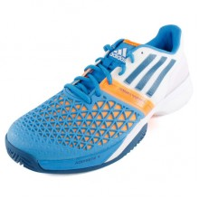 Кроссовки ADIDAS CC Adizero Feather III White Blue