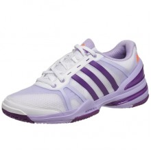 Кроссовки ADIDAS CC Rally Comp W Tennis  White Purple