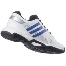 Кроссовки ADIDAS barricade team 3 White Black Blue