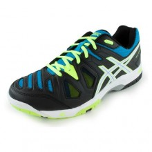 Кроссовки ASICS Gel  Game 5 Onyx White Atomic Blue