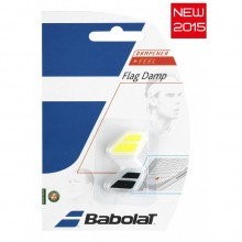 Виброгаситель BABOLAT Flag Damp X2 Black Yellow