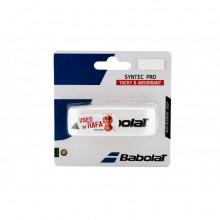 Намотка основная BABOLAT SYNTEC PRO X1 White