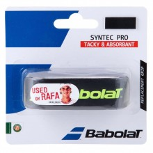Намотка основная BABOLAT SYNTEC PRO X1 Black Yellow