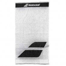 Полотенце Babolat MEDIUM TOWEL WHITE/BLACK