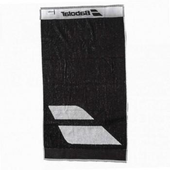 Полотенце Babolat MEDIUM TOWEL WHITE/BLACK