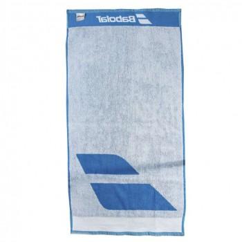 Полотенце Babolat MEDIUM TOWEL DIVA BLUE/WHITE
