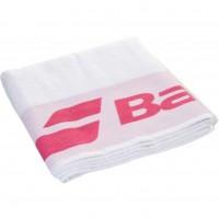 Полотенце Babolat TOWEL WHITE/PINK