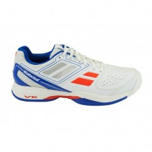 Кроссовки BABOLAT PULSION ALL COURT M White Blue