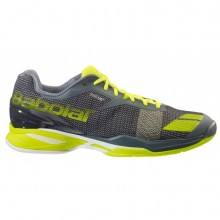Кроссовки BABOLAT JET CLAY M GREY YELLOW