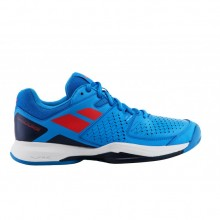Кроссовки BABOLAT PULSION CLAY M DRIVE BLUE