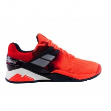 Кроссовки BABOLAT PROPULSE FURY CLAY MEN FLUO RED