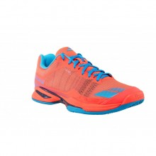 Кроссовки BABOLAT JET TEAM CLAY MEN FLUO RED
