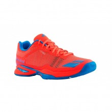 Кроссовки BABOLAT JET TEAM ALL COURT W FLUO RED