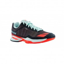 Кроссовки BABOLAT JET TEAM ALL COURT W GREY/BLUE/RED