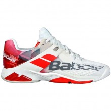 Кроссовки Babolat PROPULSE FURY ALL COURT M WHITE/CHINESE RED
