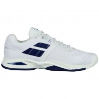 Кроссовки Babolat PROPULSE BLAST ALL COURT M WHITE/BLUE