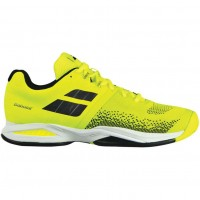 Кроссовки Babolat PROPULSE BLAST AC MEN FLUO YELLOW/BLACK