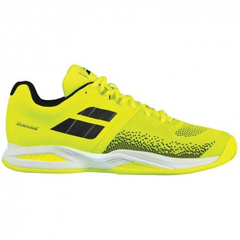 Кроссовки Babolat PROPULSE BLAST CLAY M YELLOW/BLACK