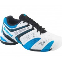 Кроссовки Babolat V-Pro 2 ALL Court M Tennis White Blue