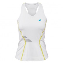 Майка Babolat Tank Crop Core W White