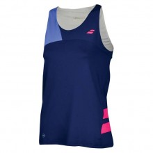 Майка Babolat PERF TANK TOP WOMEN ESTATE BLUE/WEDGEWOOD