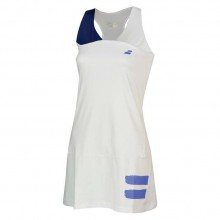 Платье Babolat PERF RACERBACK DRESS WOMEN WHITE/BLUE