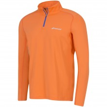 Реглан Babolat 1/2 Zip Core Men Orange