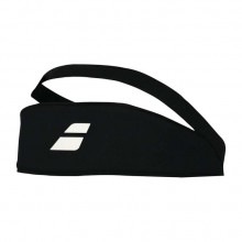 Повязка Babolat WOMEN HEADBAND BLACK/WHITE