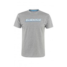Футболка BABOLAT 42F1482 TSHIRT TRAINING BASIC BOY Grey