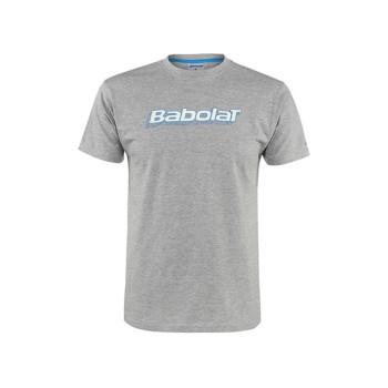 Футболка BABOLAT 42F1482 TSHIRT TRAINING BASIC BOY Grey