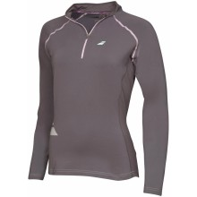 Реглан Babolat 1/2 Zip Core Women Grey