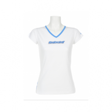 Футболка BABOLAT 41F1472 T-SHIRT TRNG BASIC White