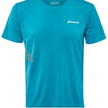 Футболка BABOLAT FLAG CORE Petrol Blue