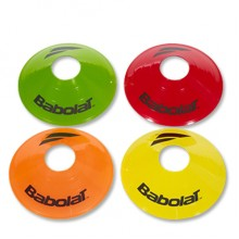 Конусы BABOLAT MARKER CONES X8 Pink Red Yellow Green