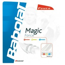 Струны BABOLAT Magic Force 1.35 mm White, set 12m