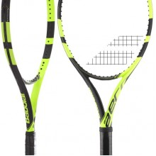 Ракетка BABOLAT PURE AERO 300 g Yellow Black