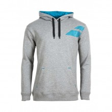 Реглан BABOLAT SWEAT HOODIE  CORE MEN Grey