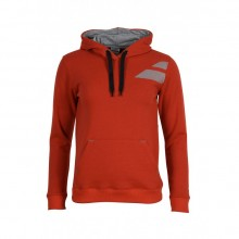 Реглан BABOLAT SWEAT HOODIE  CORE MEN Red
