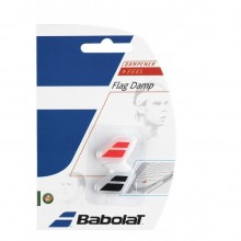 Виброгаситель BABOLAT Flag Damp X2 Black Fluo Red