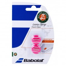 Виброгаситель BABOLAT Loony Damp French Open X2 Pink White