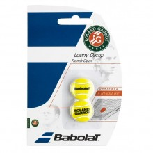 Виброгаситель BABOLAT Loony Damp French Open X2 Yellow