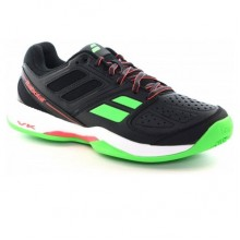 Кроссовки BABOLAT PULSION GLAY M  Black Green White