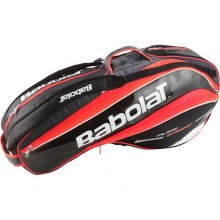 Чехол Babolat PURE STRIKE Black Fluo Red